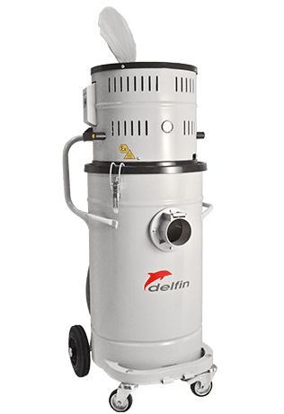 Industrial vacuum cleaners for liquids with Atex certification 802 ATEX